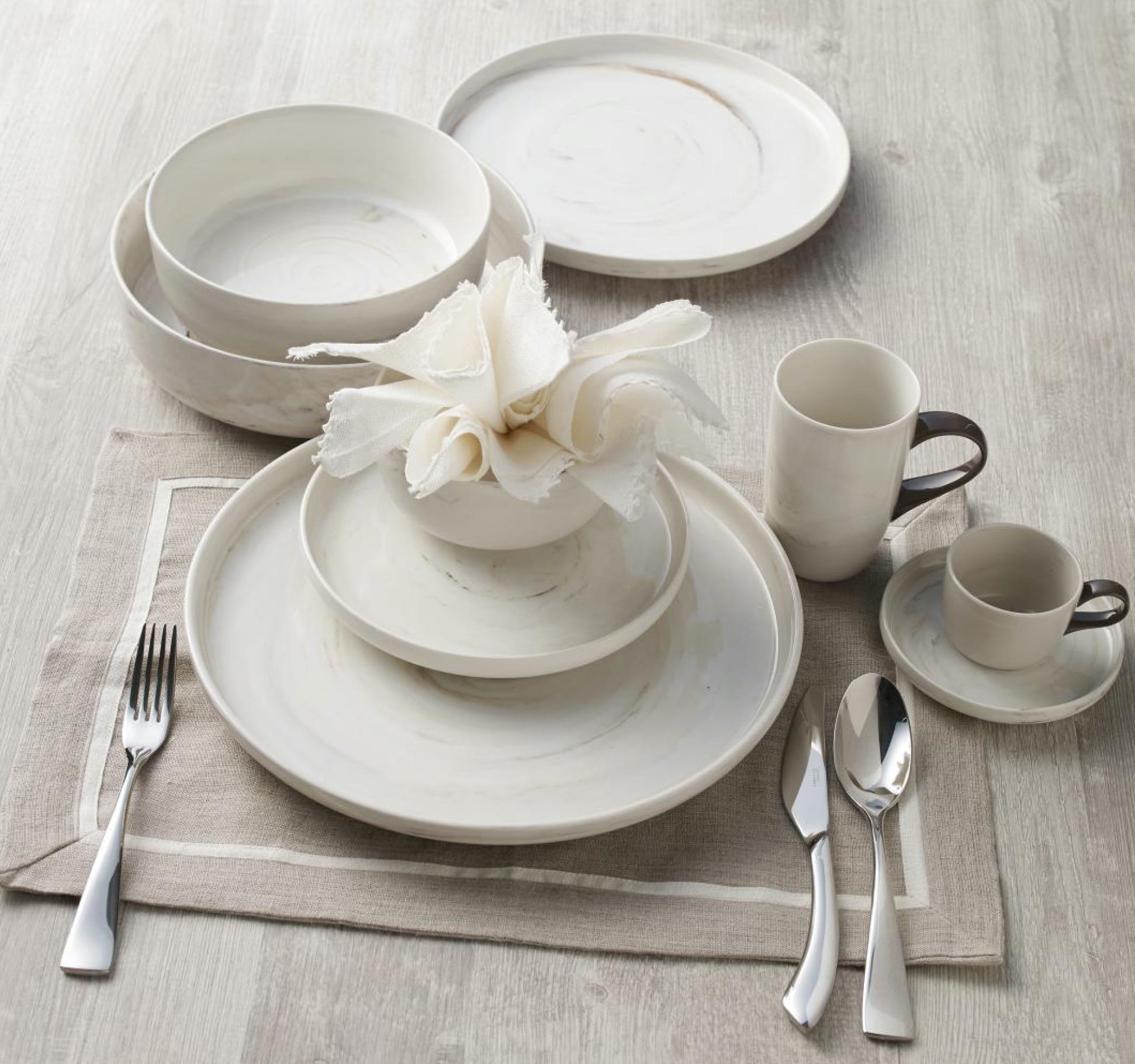 & Oneida is Bringing the Luzerne Dinnerware to the U.S.